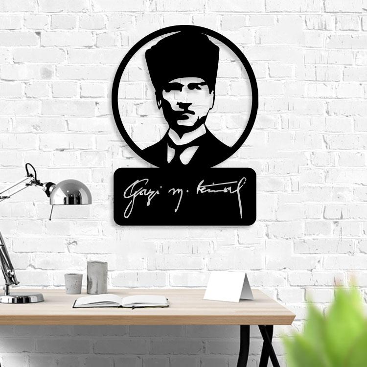 Atatürk Portre 3