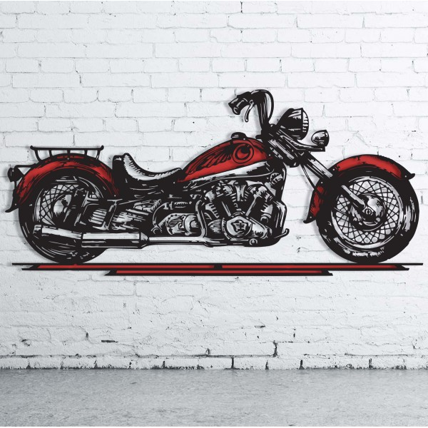 Wind Chaser Motorcycle